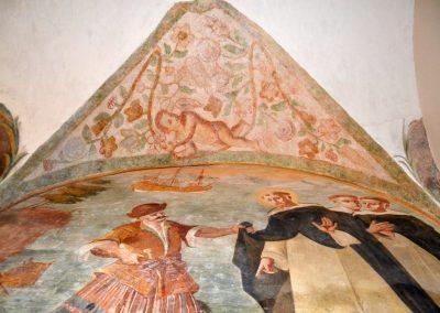 Matino – Chiostro del Palazzo Comunale.