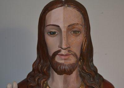 Matino – Chiesa del Sacro Cuore di Gesù.