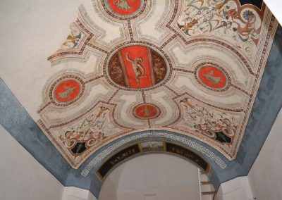 Lecce – Locale presso ex convento Cassinesi.