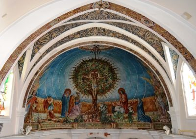 Matino – Santuario Maria SS. Addolorata.